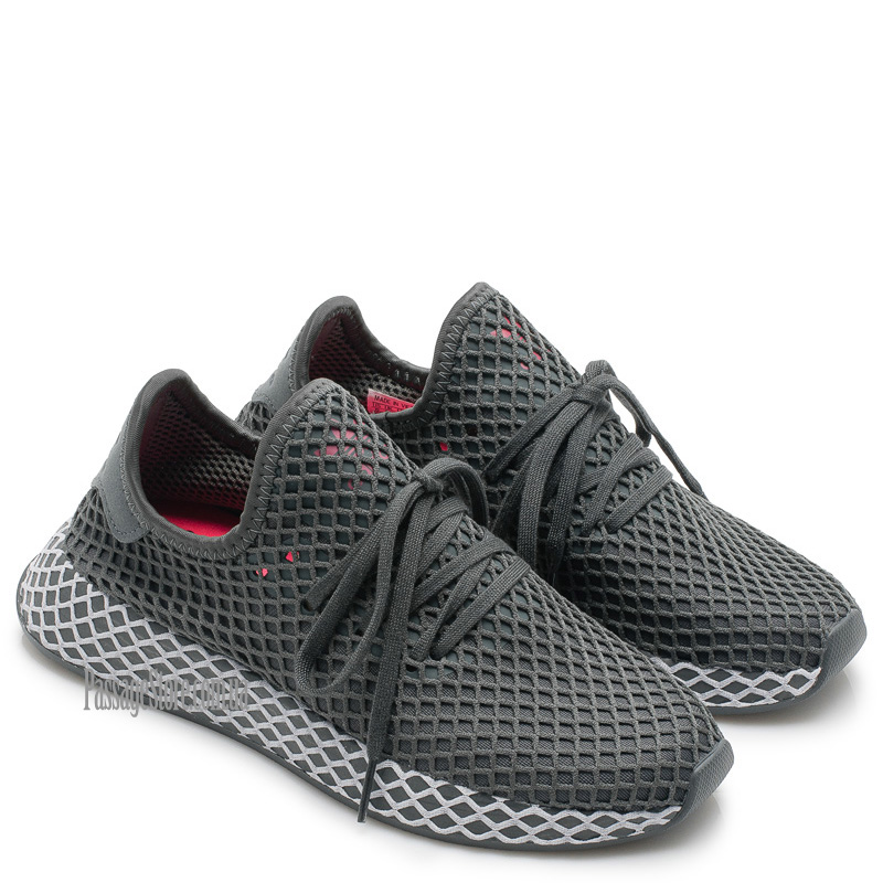 8cbb93576f0a09 Кроссовки : Летние кроссовки Adidas Deerupt Runner CM8659