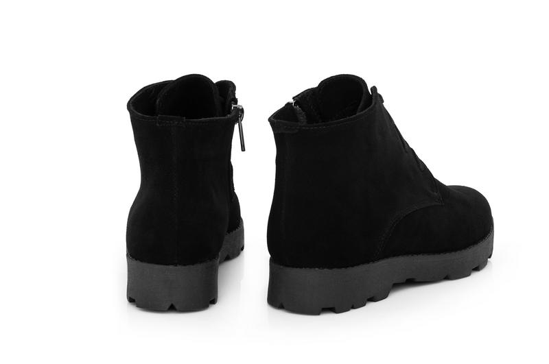 e5f7e879c Ботинки замшевые женские Gerda |PassageStore